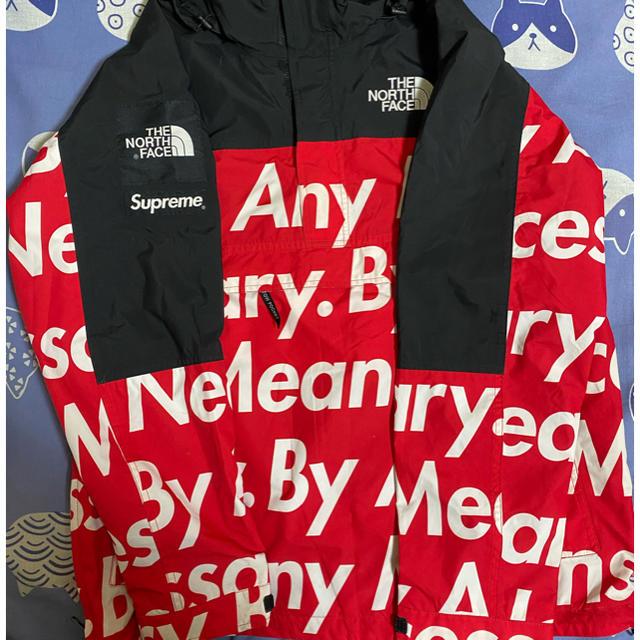 Supreme(シュプリーム)のSUPREME×THE NORTH FACE 15AW マウンテンパーカー メンズのジャケット/アウター(マウンテンパーカー)の商品写真