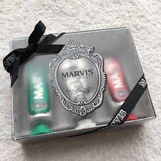 マービス(MARVIS)のマービス 歯磨き粉 イタリアカラー 3種セット(歯磨き粉)