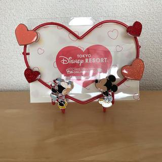 ディズニー(Disney)のミッキー♡ミニー☆写真立て(フォトフレーム)