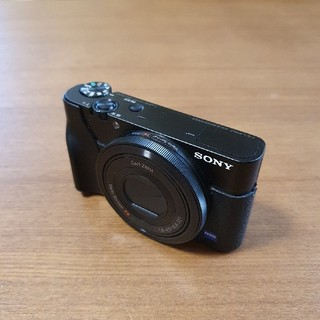 SONY - SONY DSC-RX100【美品】