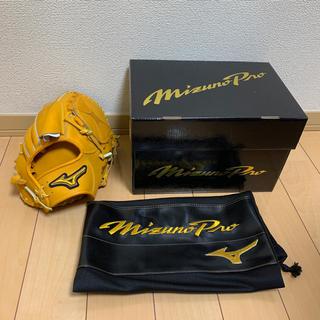 MIZUNO - 硬式投手用グラブ ミズノプロ