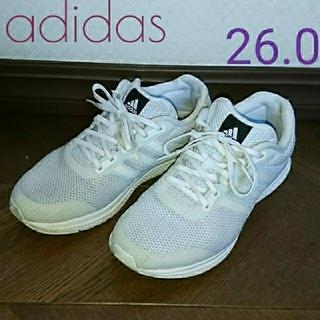 adidas - ★アディダスランニングシューズ〈26.0〉