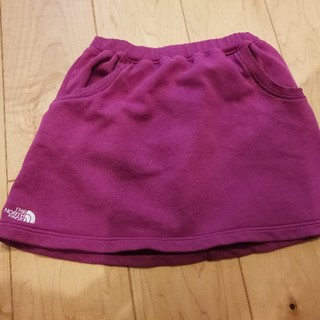 THE NORTH FACE - THE NORTH FACEキッズスカートSize150