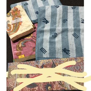 ETRO - エトロ タオル 枕カバー