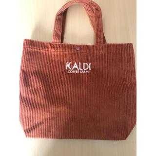 カルディ(KALDI)のカルディ、ミニトートバッグ(その他)