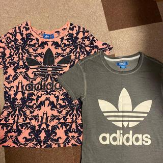 adidas - アディダスオリジナルス Tシャツ2枚セット!