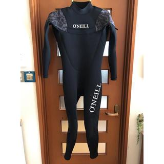 オニール(O'NEILL)の2019 オニール フューズ ジャージ フルスーツ 3×2 M タイドブラック(サーフィン)