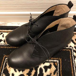SM2 - 美品 サマンサモスモス  本革 靴 ブーツ
