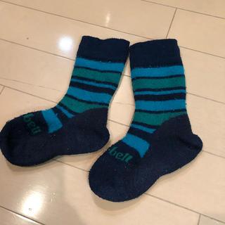 モンベル(mont bell)のmont-bell トレッキング靴下 17-19cm(靴下/タイツ)