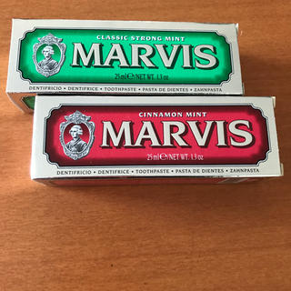 マービス(MARVIS)のMARVIS 歯磨き粉 (歯磨き粉)