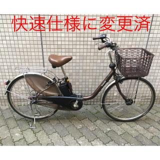 パナソニック(Panasonic)のパナソニック 電動アシスト自転車 ビビ・DX BE-ELD632(自転車本体)