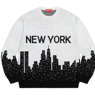 Supreme - New York Sweater 早い者勝ち