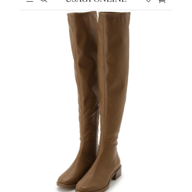 snidel(スナイデル)のスナイデル  完売ブーツ レディースの靴/シューズ(ブーツ)の商品写真