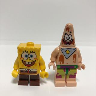 Lego - LEGO レゴ ミニフィグ スポンジボブ パトリック