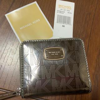 Michael Kors - 未使用★マイケルコース 二つ折り財布