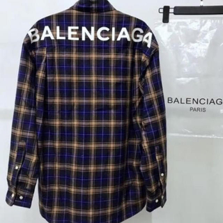 Balenciaga - BALENCIAGA シャツ