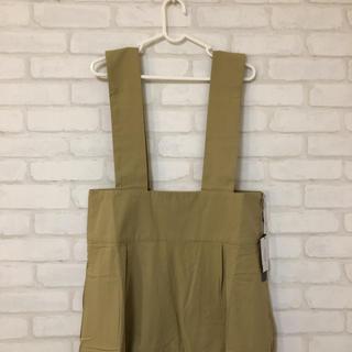 merlot - メルロー  サロペットスカート