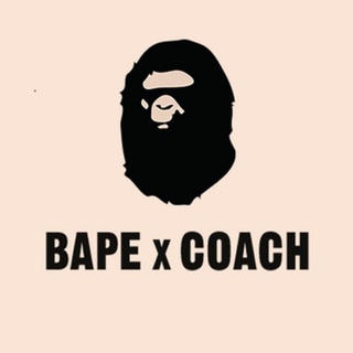 A BATHING APE - bape coach 代行 BAPE® X COACH  都内一桁代