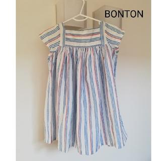 Bonpoint - ボントン BONTON ワンピース 3才