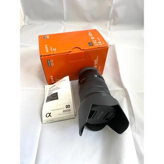 SONY - 【美品】SONY ソニー E PZ 18-105mm SELP18105G