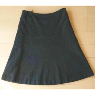 ストロベリーフィールズ(STRAWBERRY-FIELDS)の☆美品 ✿ストロベリーフィールズ✿ Aラインスカート/台形スカート☆(スーツ)