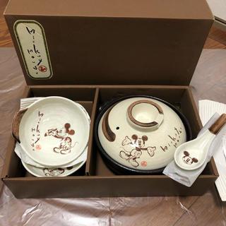 Disney - ディズニー 土鍋セット 新品未使用品 希少品