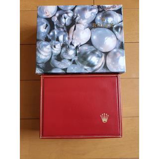 ロレックス(ROLEX)のブランド箱  ロレックス の時計の空箱正規品  美品(その他)