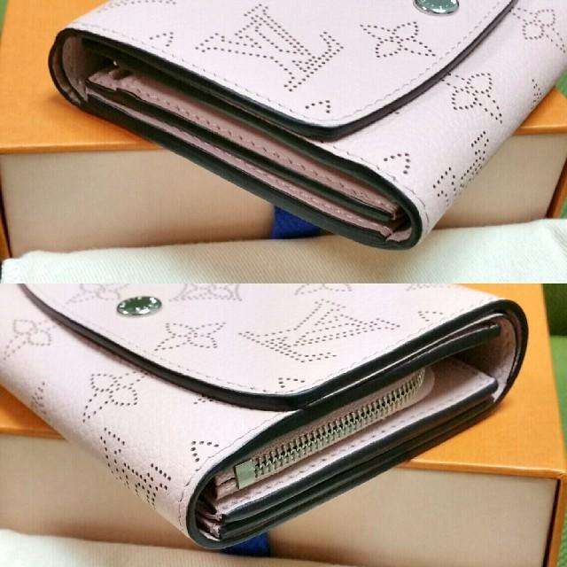 LOUIS VUITTON(ルイヴィトン)の綺麗、コンパクト財布 レディースのファッション小物(財布)の商品写真