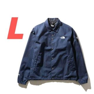 THE NORTH FACE - 【新品 L】ノースフェイス GTX Denim Coach Jacket