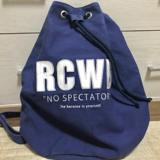 ロデオクラウンズワイドボウル(RODEO CROWNS WIDE BOWL)のRCWB リュック(リュック/バックパック)