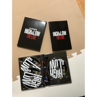 エグザイル トライブ(EXILE TRIBE)のHigh&Low THELIVE DVDBOX 限定盤(ミュージック)