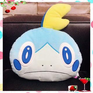 ポケモン - 【新品】ポケットモンスター でっかいフェイスクッション〈メッソン〉(2月最新作)