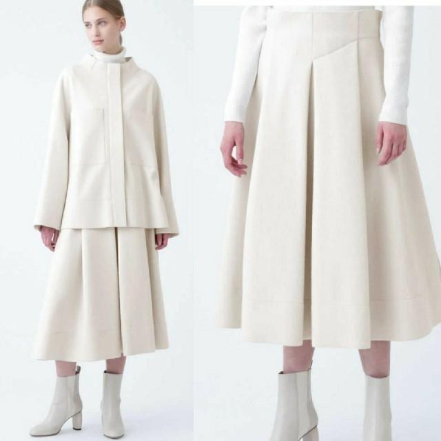 ADORE(アドーア)の今季美品●アドーアADORE●バルダライトスカート ¥53900 レディースのスカート(ロングスカート)の商品写真