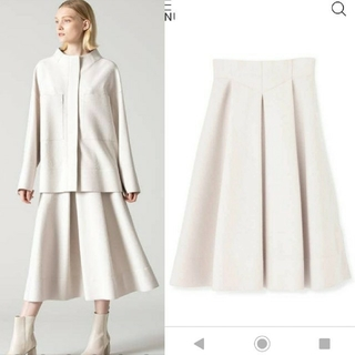 ADORE - 今季美品●アドーアADORE●バルダライトスカート ¥53900