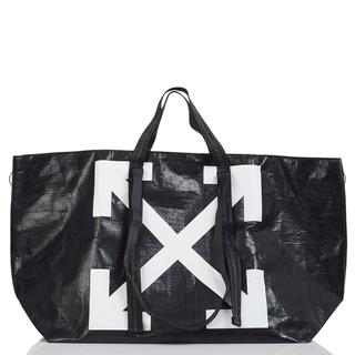オフホワイト(OFF-WHITE)の新品、未開封  オフホワイト  トートバッグ 完売品(トートバッグ)