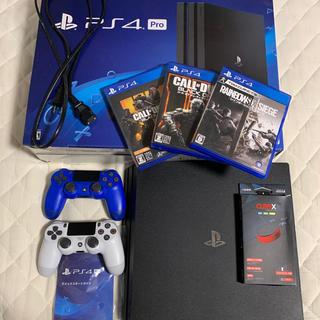 PlayStation4 - PlayStation®4 Proブラック プレイステーション4 pro