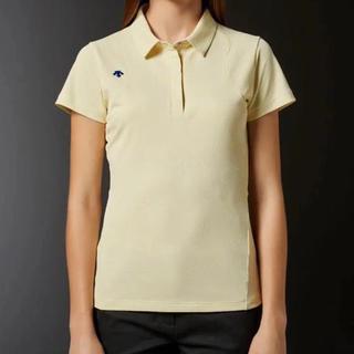 DESCENTE - M 新品 定価16200円 デサント 半袖 ポロシャツ レディース