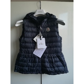 MONCLER - ✨1点限り/2020春夏✨ MONCLER   ライトダウンベスト 希少12A