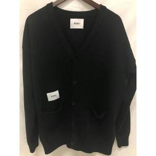 ダブルタップス(W)taps)のWtaps palmer sweater Black 02 ニット/セーター W(ニット/セーター)