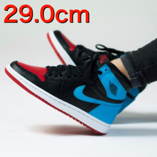 NIKE - NIKE W AIR JORDAN 1 HIGH OG CHICAGO 29cm