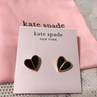 kate spade new york - ケイトスペード  ヘリテージ ハート ブラック