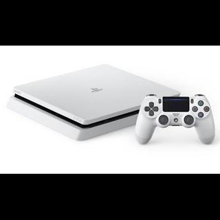 PlayStation4 - PS4本体500GB+カセット2個(ジャンプフォース 、ドラクエビルダーズ)