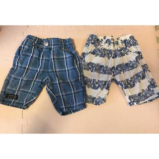 ハーフパンツ 男の子 ハーフパンツ ショートパンツ 100 夏 パンツ 保育園