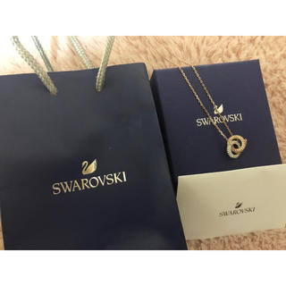 SWAROVSKI - スワロフスキーネックス