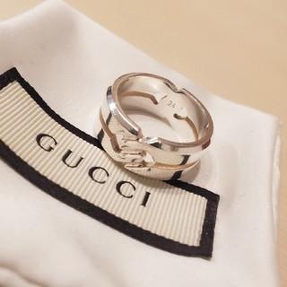 Gucci - 値段交渉可  GUCCI リング サイズ24