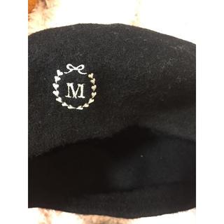 MILKBOY - MILKBOY ベレー帽