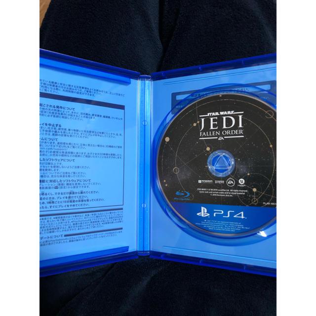 PlayStation4(プレイステーション4)のジェダイ フォールンオーダー エンタメ/ホビーのゲームソフト/ゲーム機本体(家庭用ゲームソフト)の商品写真