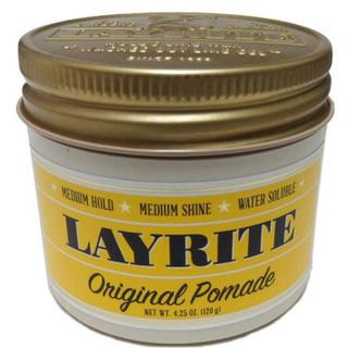 ロレッタ(Loretta)のLAYRITE  オリジナルパッケージ ヘアスタイリング剤 ポマード ワックス (ヘアワックス/ヘアクリーム)