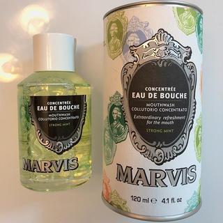 マービス(MARVIS)の【MARVIS】新品 未使用 マービス マウスウォッシュ 歯磨き粉 プレゼント (マウスウォッシュ/スプレー)
