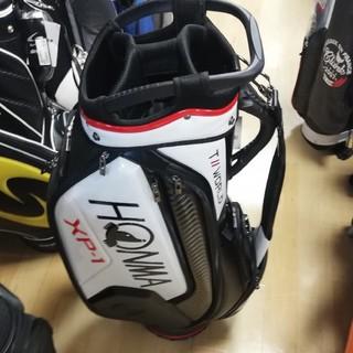 ホンマゴルフ(本間ゴルフ)の本間ゴルフ XP-1 キャディバッグ ゴルフ用品 HONMA ホンマ(バッグ)